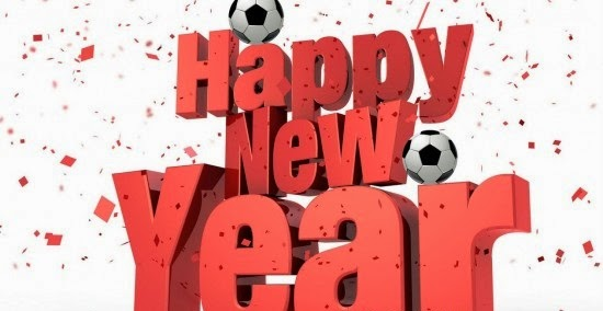 happy new year soccer